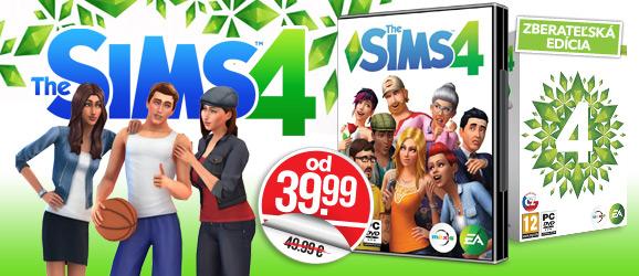Najob��benej�� simul�tor �ivota - The Sims 4 je tu!