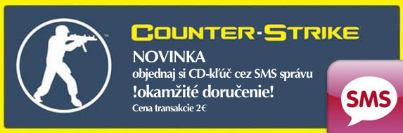 Counter Stike Source SMS