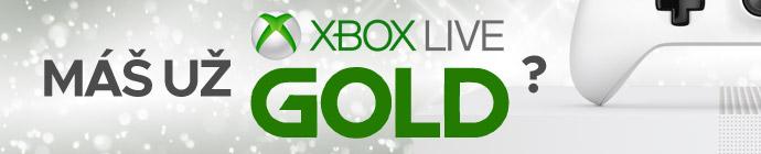 Xbox Live GOLD 12 mesačné predplatné
