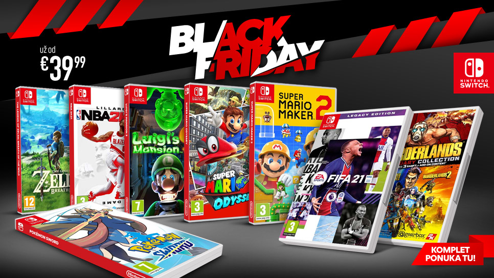 black friday nintendo