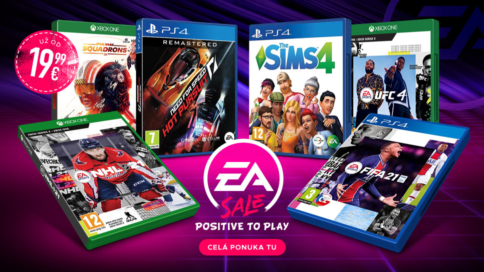 EA sale - positive to play