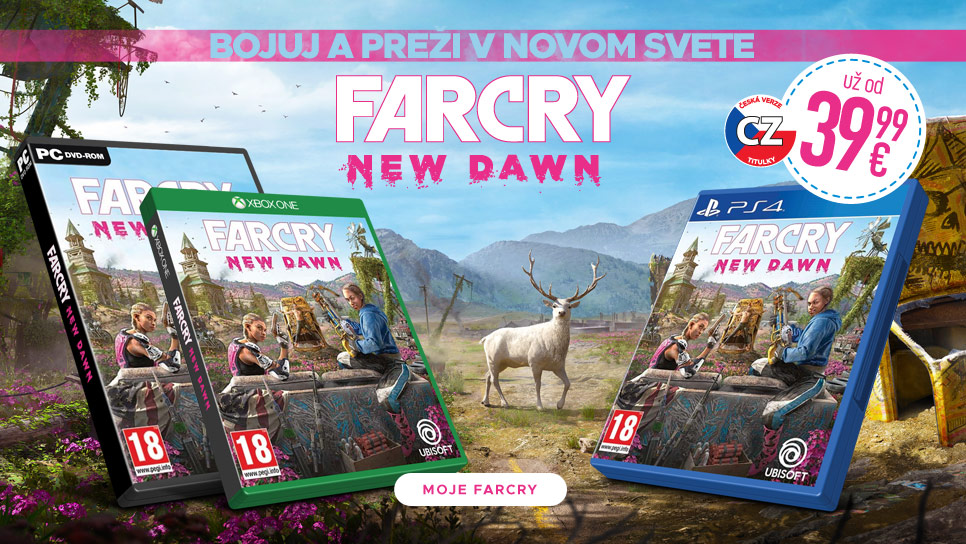 Far Cry - New Dawn CZ