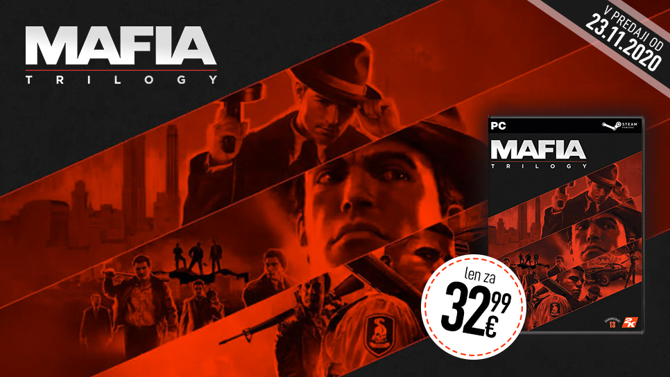 mafia trilogy PC