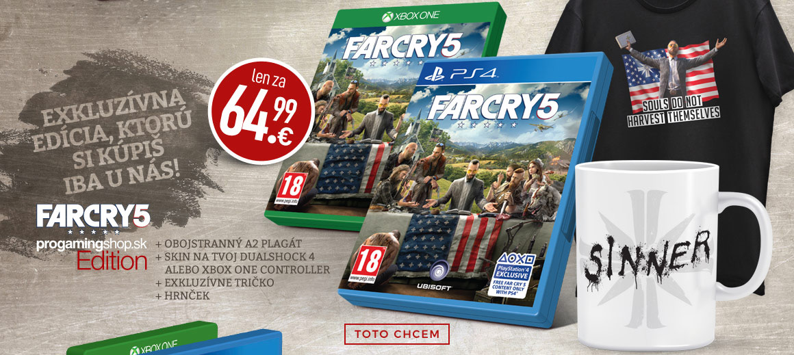 FARCRY5 - banner