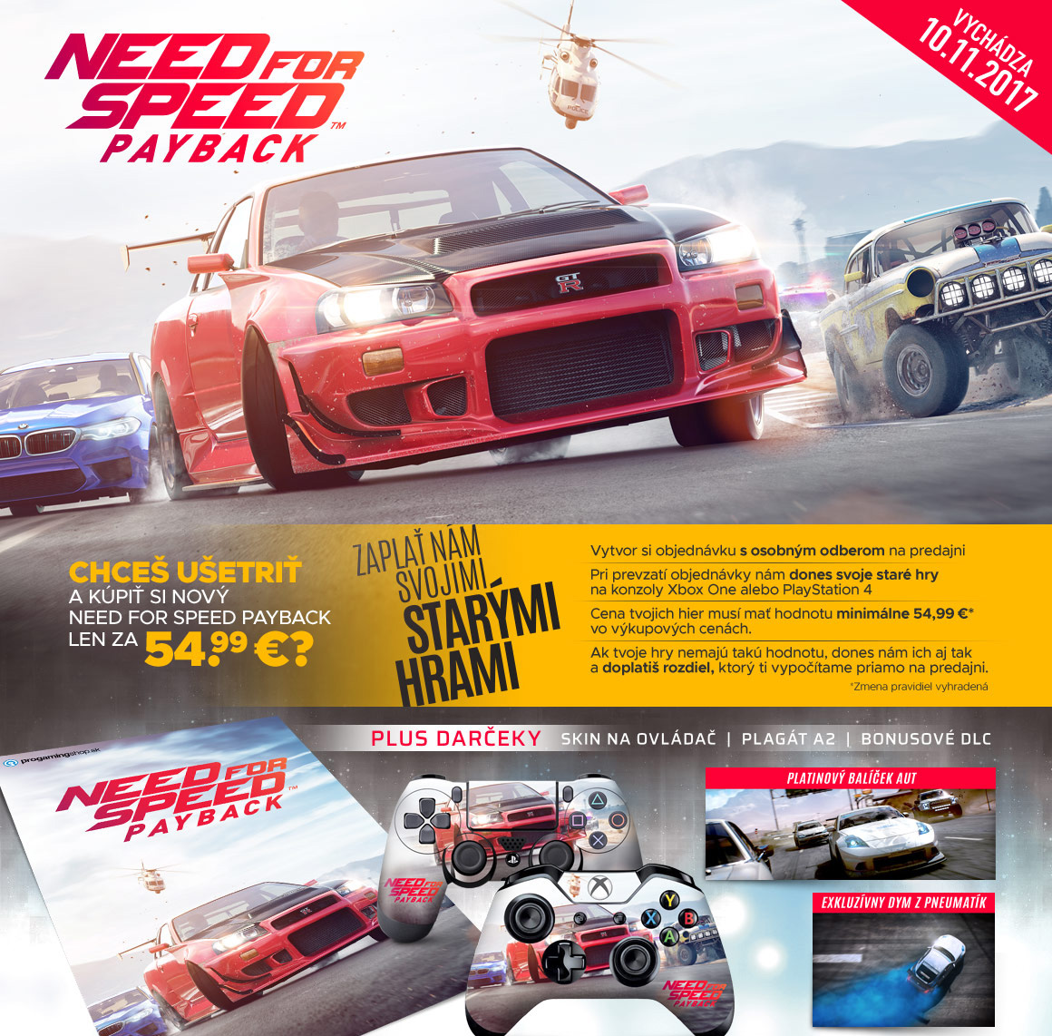 NEED FOR SPEED PLAYBACK - banner