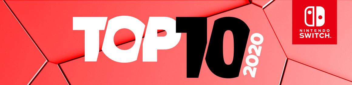 TOP 10 HIER NINTENDO 2020 - banner