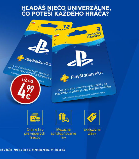 PLAYSTATION #VIANOCEPREHRACOV - banner