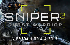 Predobjednávka Sniper: Ghost Warrior 3