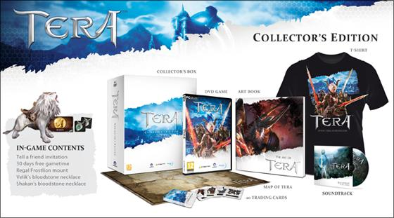 Tera (Collector's Edition)