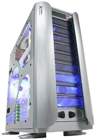 Thermaltake ARMOR silver + window VA8000SWA