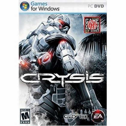 Crysis CZ (Games for Windows)