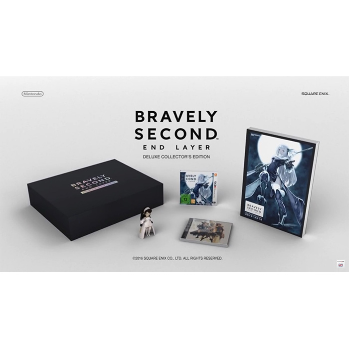 Bravely Second: End Layer (Deluxe Collector´s Edition)