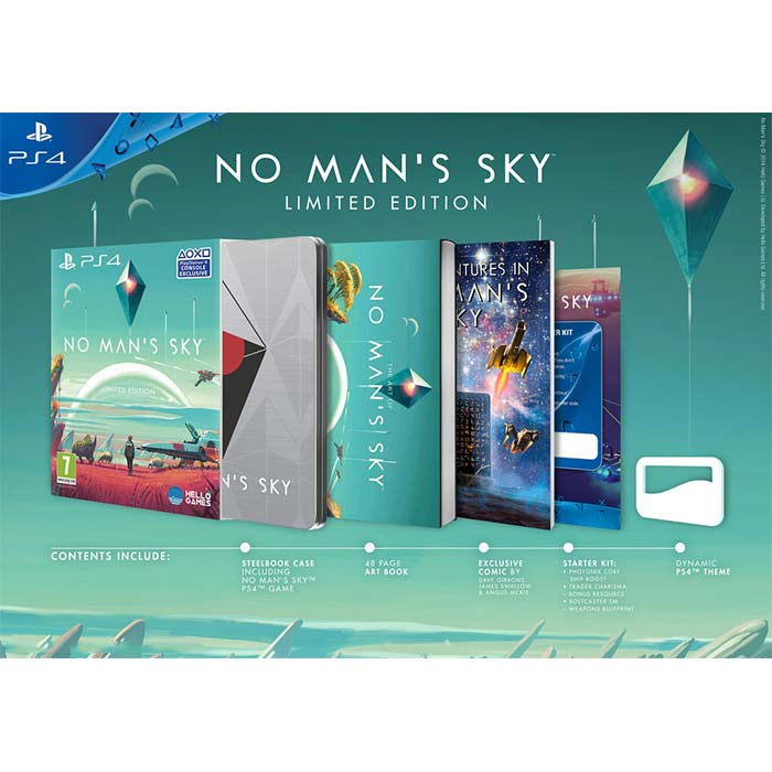 No Man's Sky (Limited Edition)