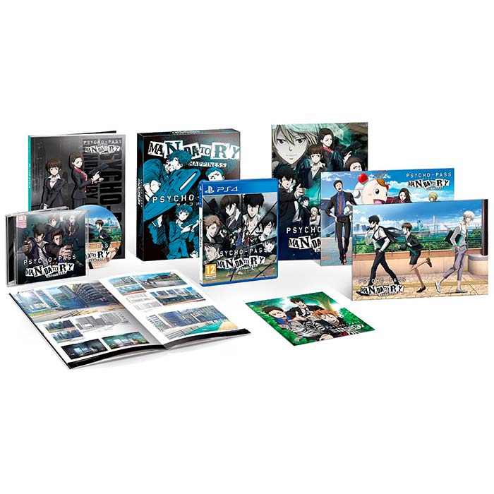 PSYCHO-PASS: Mandatory Happiness (Limited Edition)