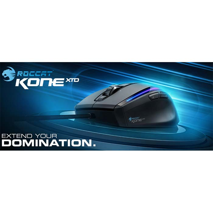 Roccat Kone XTD Optical Gaming Mouse