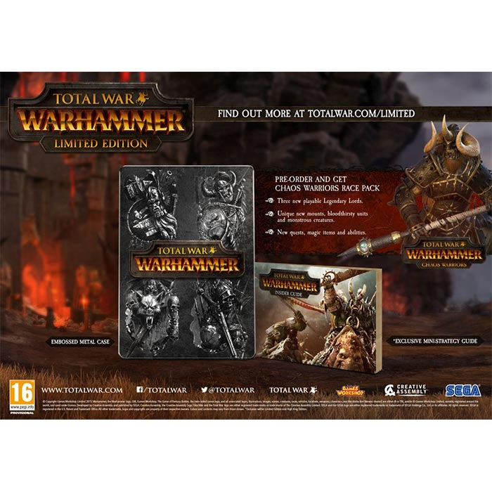 Total War:Warhammer (Limited Edition)