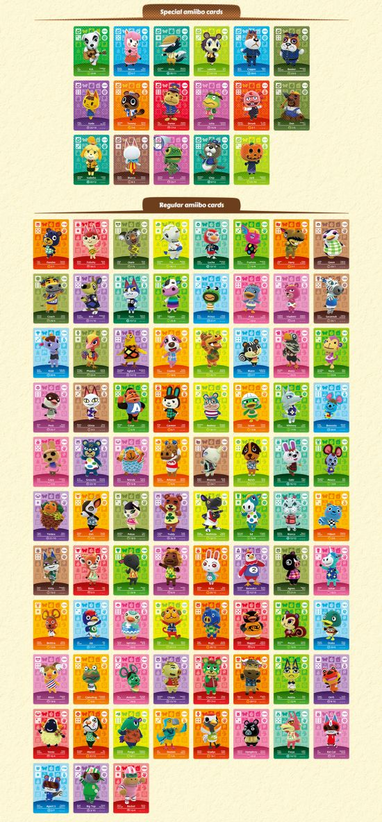 Animal Crossing amiibo Cards (Series 2)