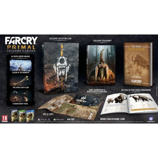 Far Cry: Primal CZ (Collector's Edition)