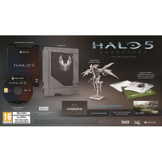 Halo 5: Guardians (Limited Edition)