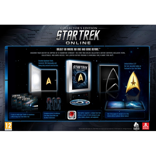 Star Trek Online (Collector's Edition)