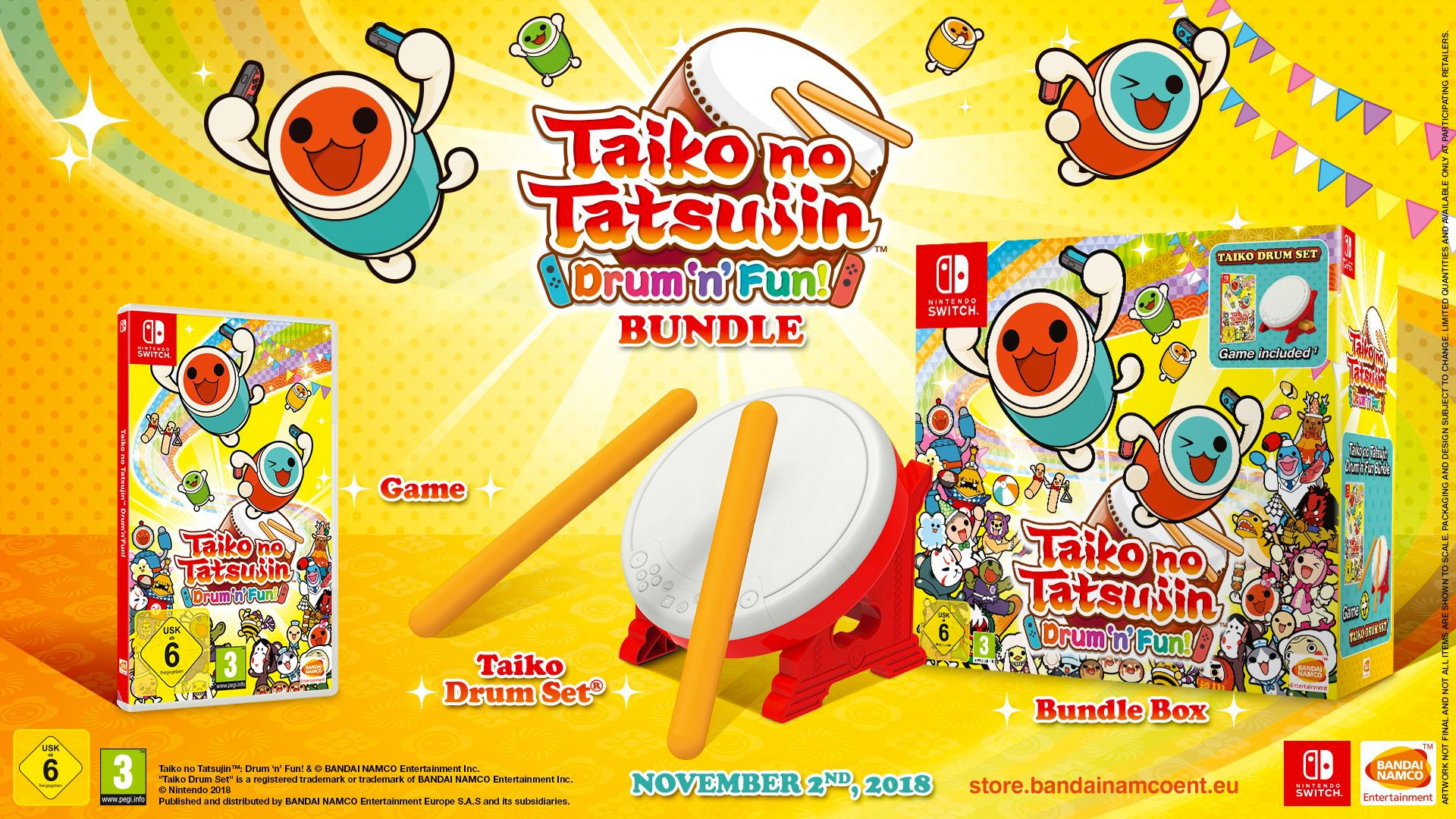taiko-bundle