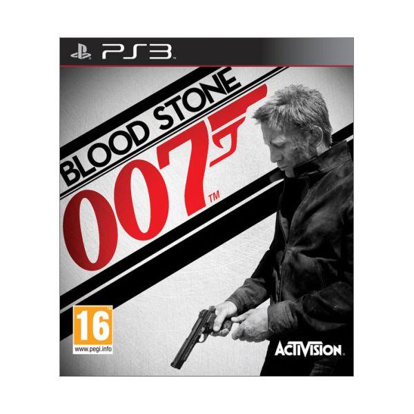 007: Blood Stone [PS3] - BAZÁR (použitý tovar)