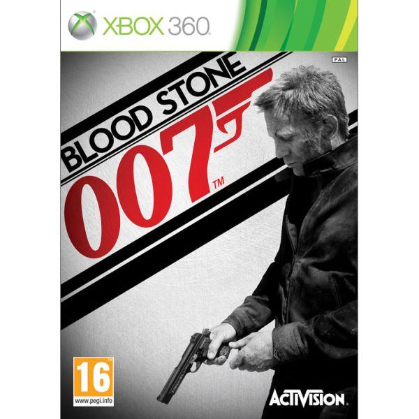007: Blood Stone [XBOX 360] - BAZÁR (použitý tovar)