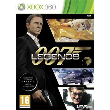 007: Legends [XBOX 360] - BAZÁR (použitý tovar)