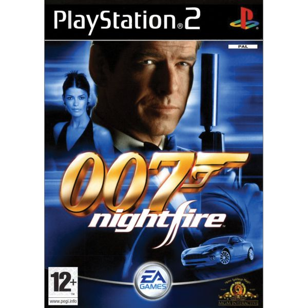 007: Nightfire [PS2] - BAZ�R (pou�it� tovar)