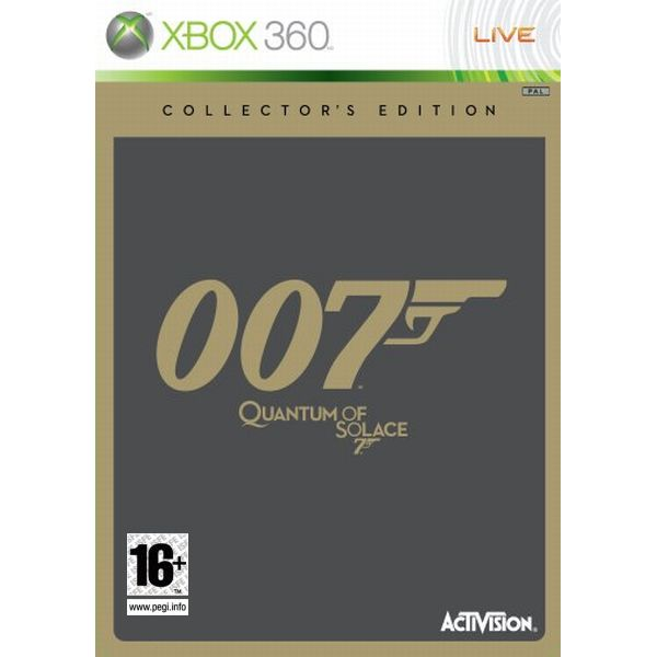 007: Quantum of Solace (Collector's Edition)