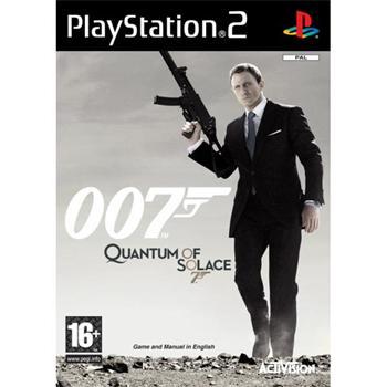 007: Quantum of Solace [PS2] - BAZÁR (použitý tovar)