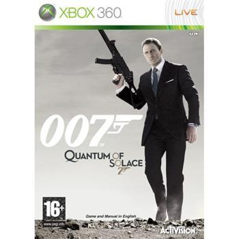 007: Quantum of Solace [XBOX 360] - BAZÁR (použitý tovar)