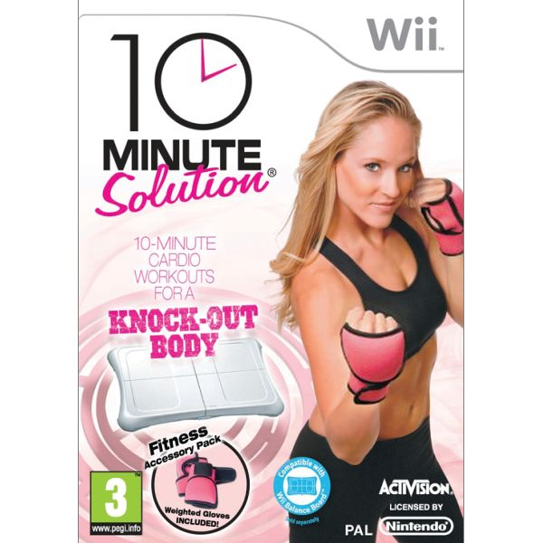 10 Minute Solution (Fitness Accessory Pack)