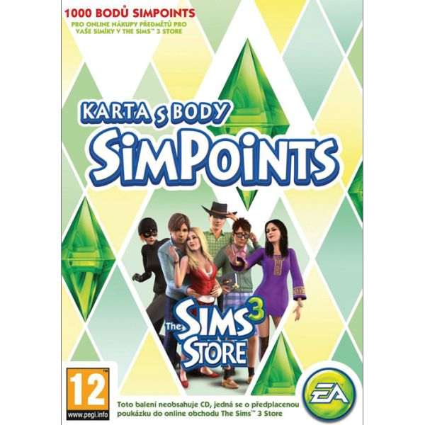 1000 Simpoints CD-key