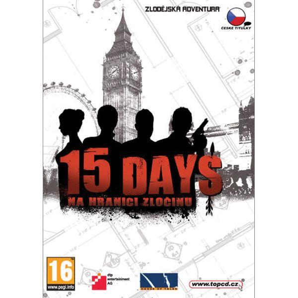 15 Days: Na hranici zločinu CZ