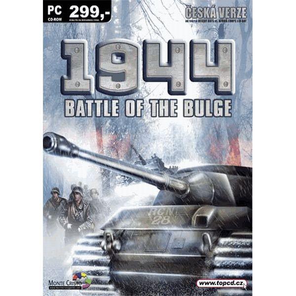 1944: Bitka v Ardénach CZ
