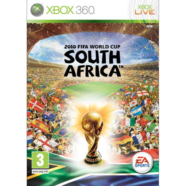 2010 FIFA World Cup: South Africa