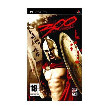 300: March to Glory [PSP] - BAZÁR (použitý tovar)