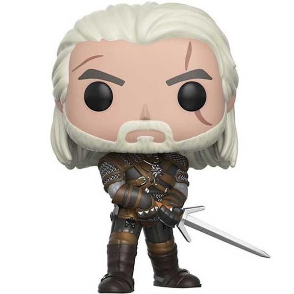 POP! Games: Geralt (The Witcher)