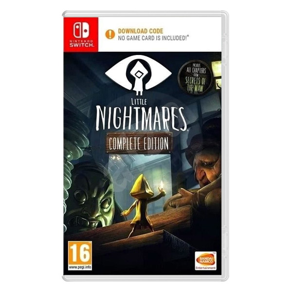 Little Nightmares (Complete Edition)