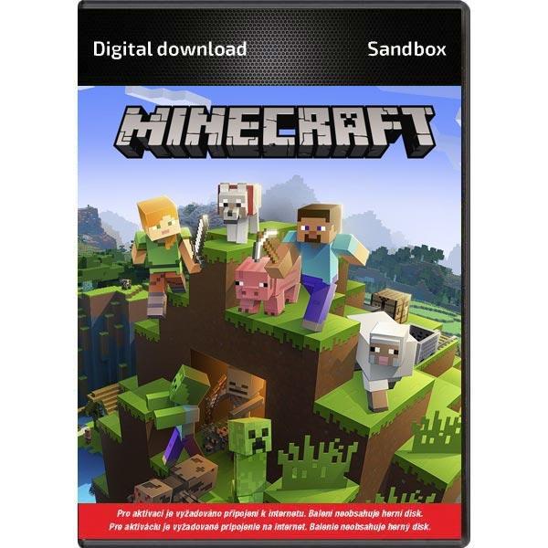 Minecraft ESD [Minecraft.net]