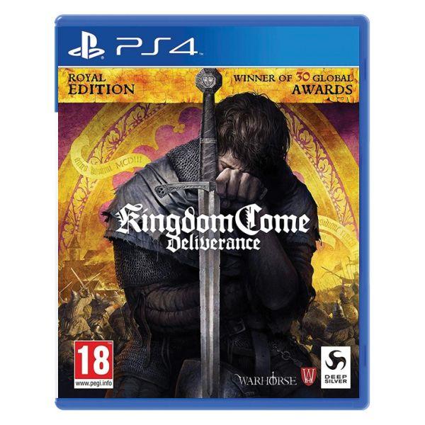Kingdom Come: Deliverance CZ (Royal Edition) [PS4] - BAZÁR (použitý tovar)