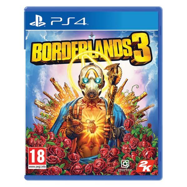 Borderlands 3 [PS4] - BAZÁR (použitý tovar)