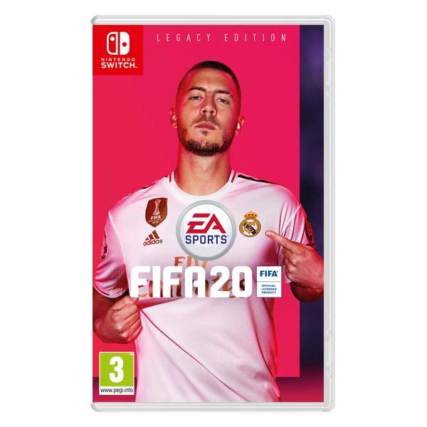 FIFA 20 (Legacy Edition) [NSW] - BAZÁR (použitý tovar)