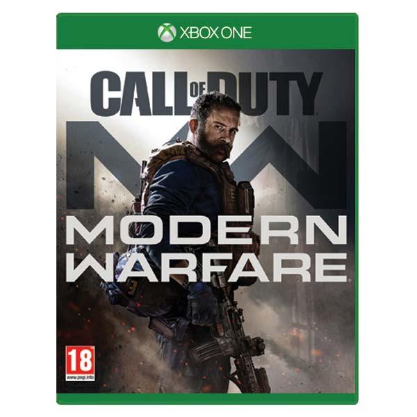 Call of Duty: Modern Warfare [XBOX ONE] - BAZÁR (použitý tovar)