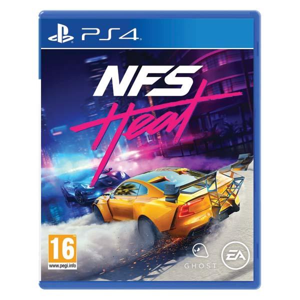 Need for Speed: Heat [PS4] - BAZÁR (použitý tovar)