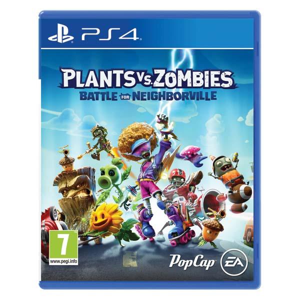 Plants vs. Zombies: Battle for Neighborville [PS4] - BAZÁR (použitý tovar)