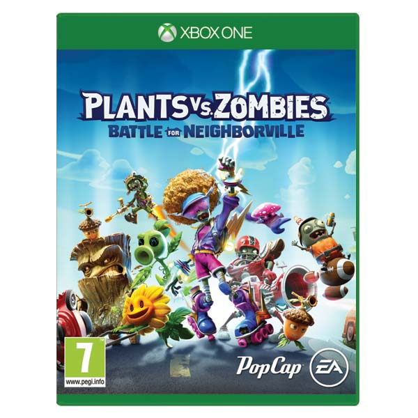 Plants vs. Zombies: Battle for Neighborville [XBOX ONE] - BAZÁR (použitý tovar)