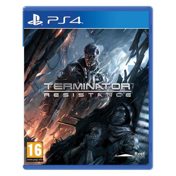 Terminator: Resistance [PS4] - BAZÁR (použitý tovar)