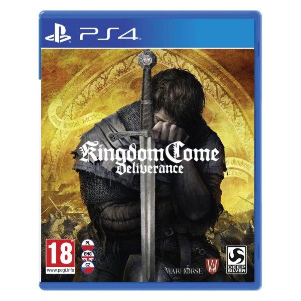 Kingdom Come: Deliverance CZ [PS4] - BAZÁR (použitý tovar)